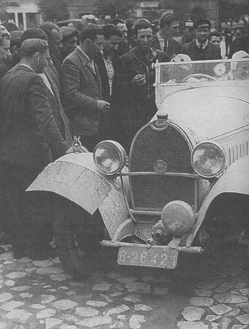 ROK 1947 FOTO.5 XIII RAJD A.POLSKI - JANRIPPER