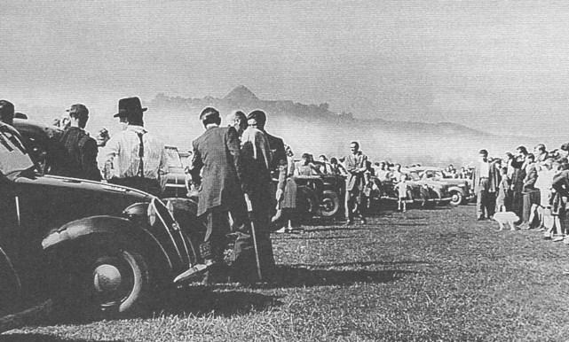 ROK 1947 FOTO.6 POGOŃ ZA LISEM