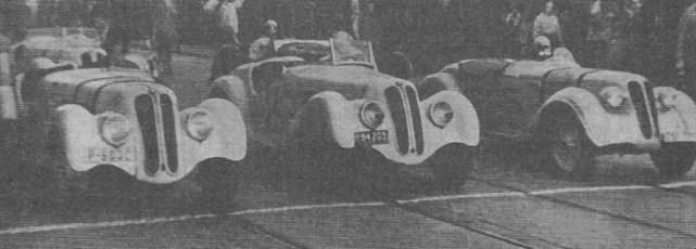 ROK 1948 FOTO.10 WYŚCIG O ZŁOTY LAUR WAWELU