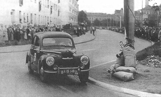 ROK 1952 FOTO.2  II ELIMINACJA MISTRZOSTW POLSKI - MIECZYSŁAW SOCHACKI