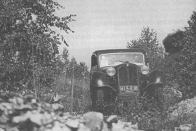 ROK 1954 FOTO.6 JEDNODNIOWA JAZD KONKURSOWA KRAKÓW