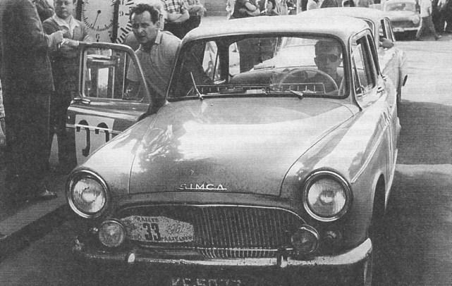 ROK 1961 FOTO.7 II RAJD POKOJU I PRZYJAŹNI - SOBIESŁAW ZASADA