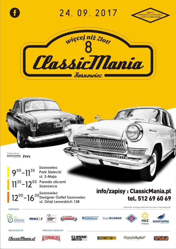 """ClassicMania wrzesieı"""" plakat"""
