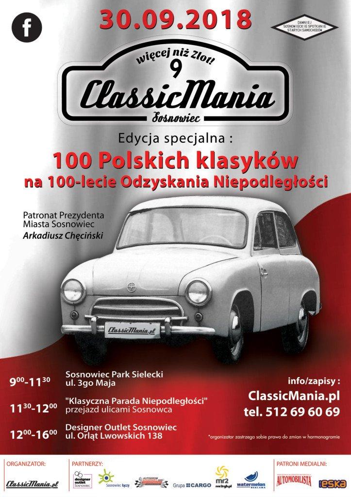 ClassicMania 30 wrzesnia